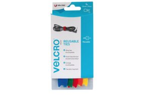 VELCRO ADJUSTABLE TIES